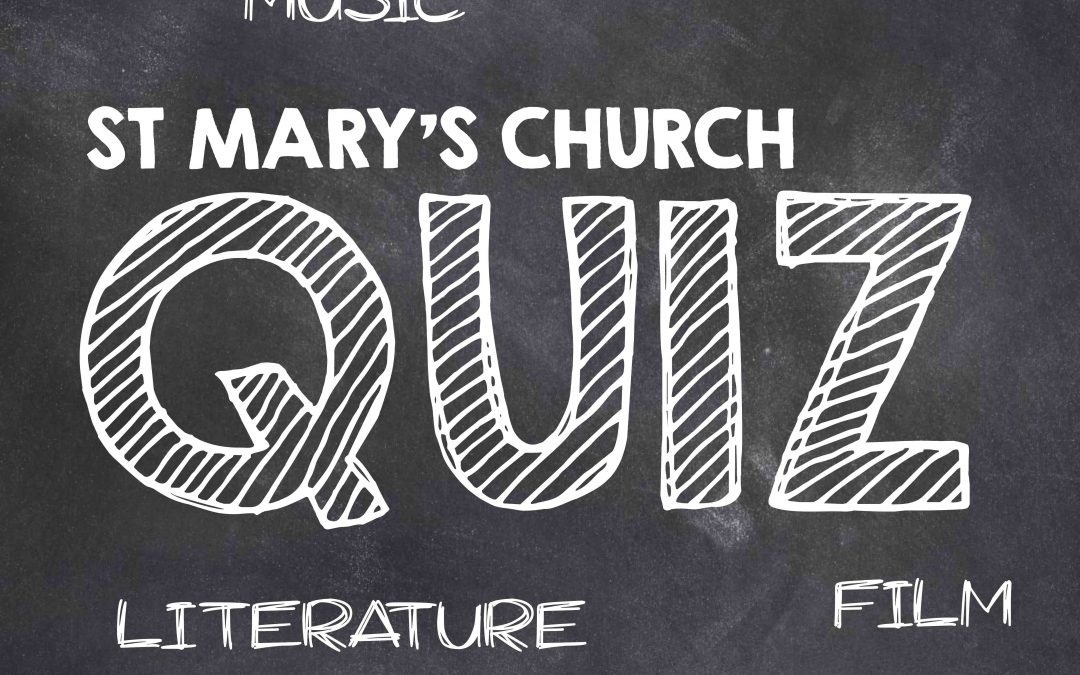 St Mary's Quiz Nights