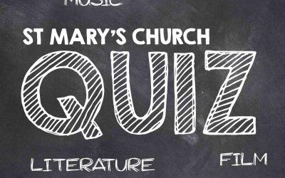 St Mary's Quiz Nights